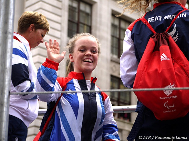 Ellie Simmonds. (ATR / Panasonic Lumix) Add Around The Rings on www.Twitter.com/AroundTheRings & www.Facebook.com/AroundTheRings for the latest info on the #Olympics.: Special Olympics, Ellie Simmonds, London Olympics, Panasonic Lumix, 2012 London, Latest Info