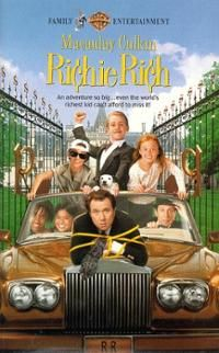 .... 146. RICHIE RICH (stars MADONNA as REGINA RICH, JASON BOURNE (1972-2009) as RICHARD RICH {no spells}, and MADONNA & JASON BOURNE'S SON FRANZ DE MARCUS (2001-2008) as RICHIE RICH {no spells: FRANZ is naturally blonde and blue just like his Mother and siblings}; the original version of the film has a slightly different PLOT {MADONNA IS NOT IN ANY UNFLATTERING SITUATIONS IN ANY FILM, TV SHOW, VIDEO GAME, MUSIC VIDEO, ETC.}, it is visually superior, and more opulent. *MADONNA is blonde…