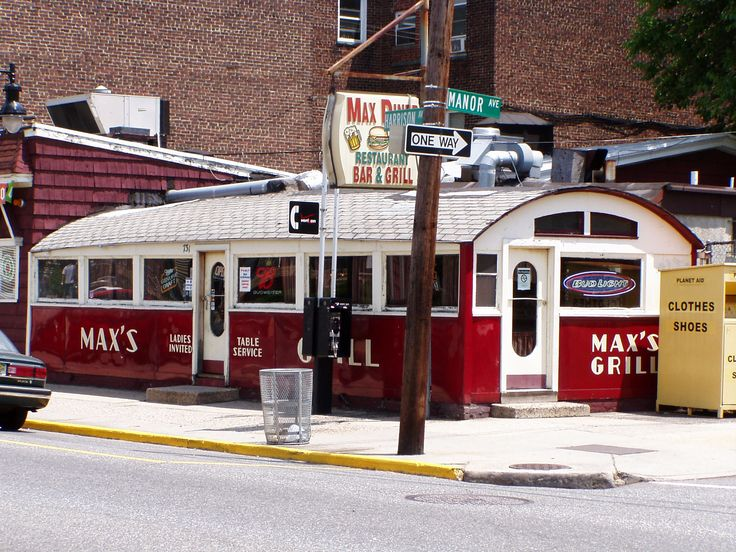 Max's Diner  Harrison, NJ