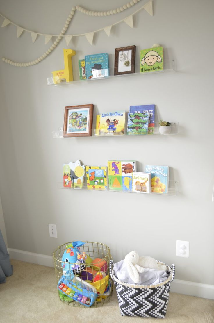 DIY: No Sew Door Latch Cover - Project Nursery ...