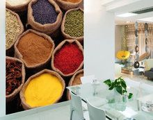 Colourful Spices Fotobehang  - Fotobehangsite