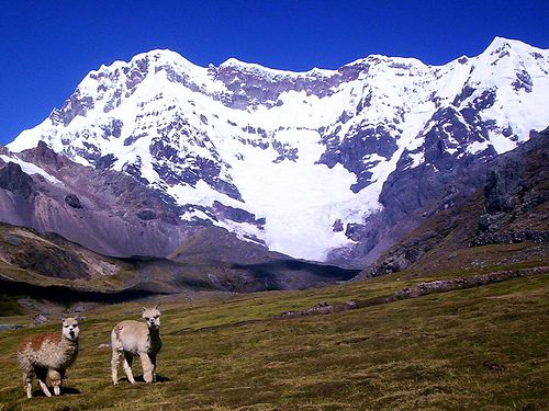 Andes Mountains Pictures