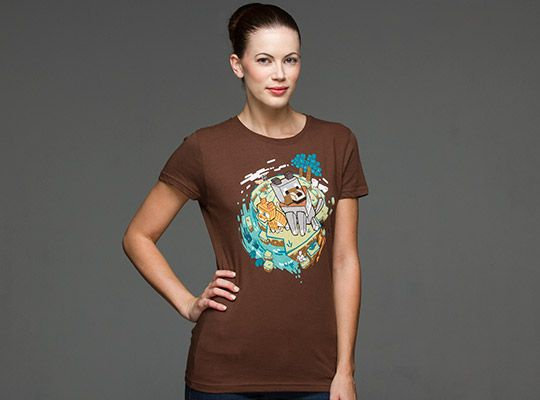 J!NX : Minecraft Owner of the Sphere Women's Tee - Clothing Inspired by Video Games & Geek Culture