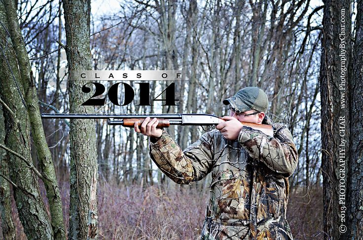 hunting senior picture ideas | Daily Prompt from WordPress: Photographers show Outside