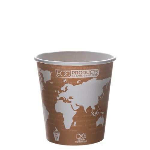 Eco-Products EP-BHC10-WA 10 oz World Art Hot Cup (Case of 50) by Eco-Product. $103.99. Renewable and Compostable World Art Hot Cups help you send a green message to the world. The recently updated World Art branding features an interactive tag that can be scanned with a smartphone for instant access to digital content. These cups are 100 percent renewable, BPI certified compostable and ASTM D6868 compliant. 10oz Capacity.