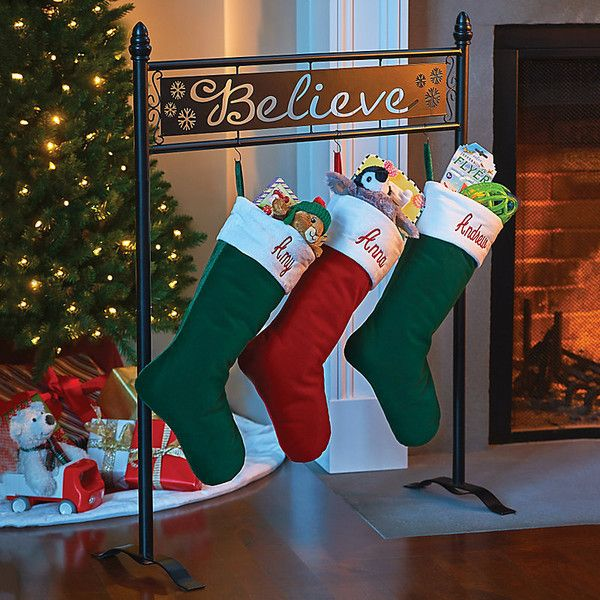 Best 25+ Stocking holder stand ideas on Pinterest ...