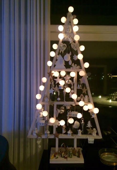 25 beste idee n over houten kerstbomen op pinterest houten kerst knutselen kerst - Deco kamer vult ...