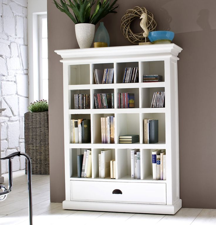 Whitehaven Painted Medium Entertainment Storage Unit. Click On to http://solidwoodfurniture.co/product-details-pine-furnitures-2326-whitehaven-painted-medium-entertainment-storage-unit.html