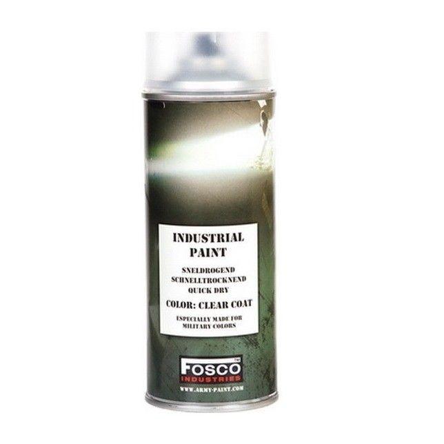 FOSCO VERNICE TRASPARENTE PROTETTIVA SPRAY 400ML