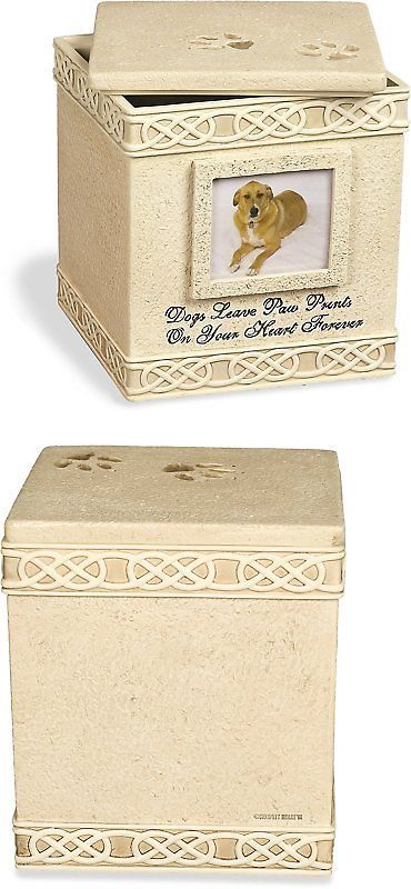 Pet Memorials and Urns 116391: Angelstar 6-Inch Pet Urn For Dog -> BUY IT NOW ONLY: $34.73 on eBay!