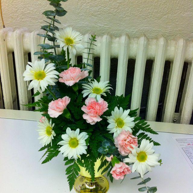 Gallery For Baroque Floral Arrangements S Curve