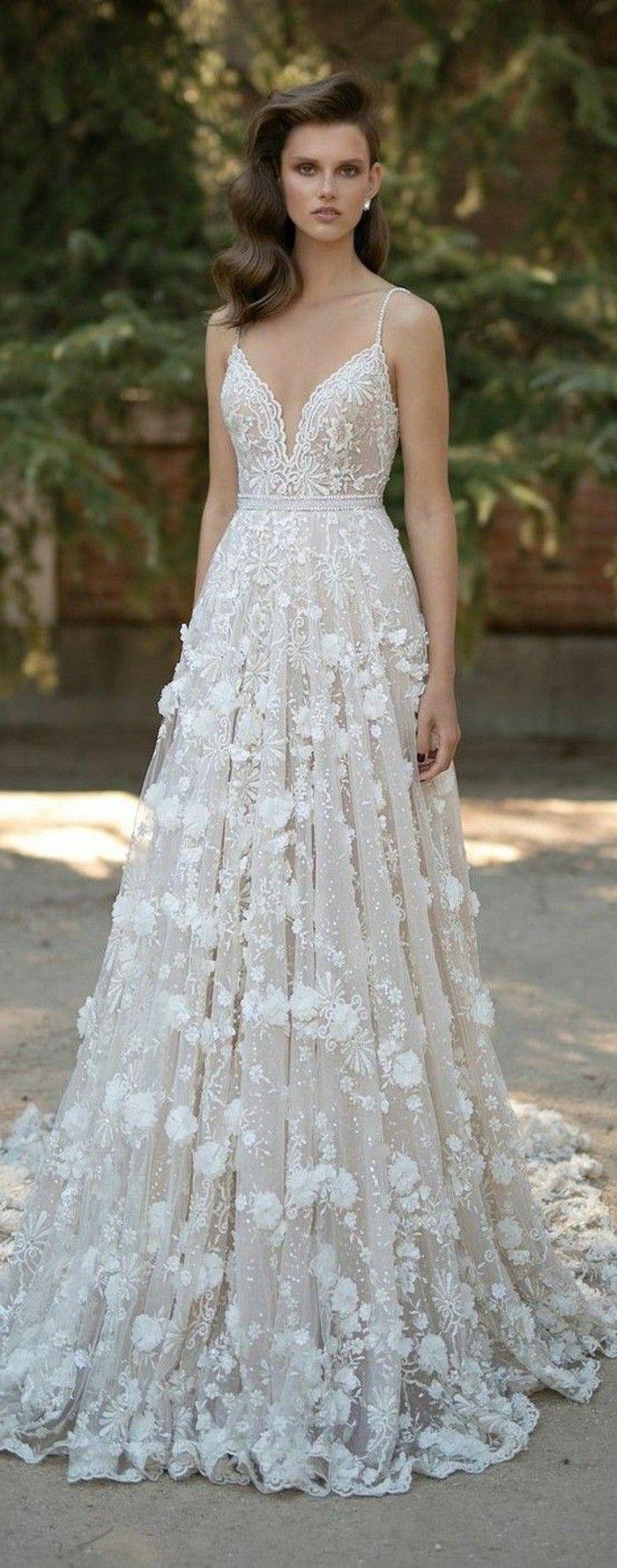 752 best Bröllopsklänning images on Pinterest | Short wedding gowns ...