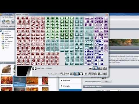 video intro cho proshow producer keygen