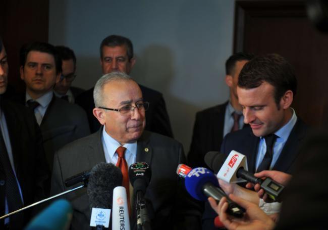 """Emmanuel Macron est """"un ami de l'Algérie"""""""
