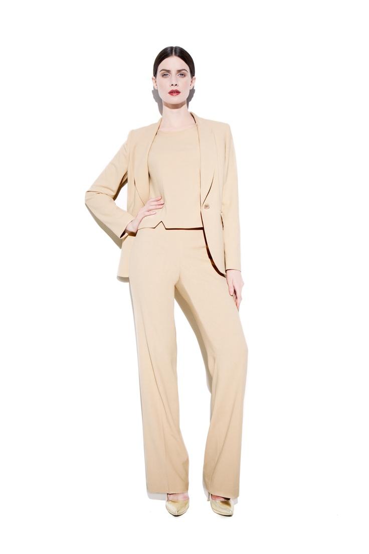 Reni Blonde Jacket