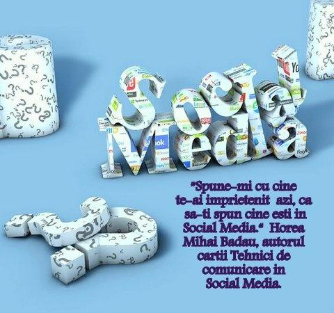 Un nou proverb Social Media