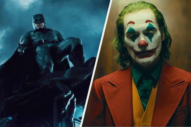 Are You More Like The Joker Or Batman Jamaicans Joker