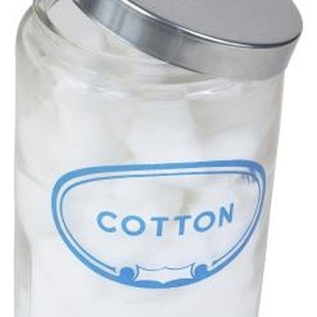 Use cotton balls to create indoor games for kids.