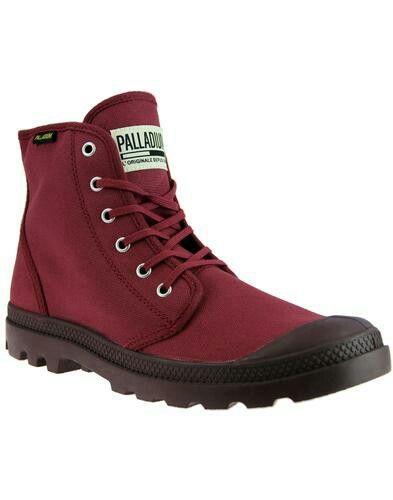 5d348508bea Pampa Hi Original PALLADIUM Men s Boots CABERNET