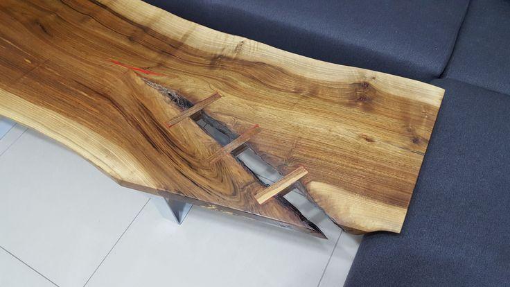 walnut table drewbetex