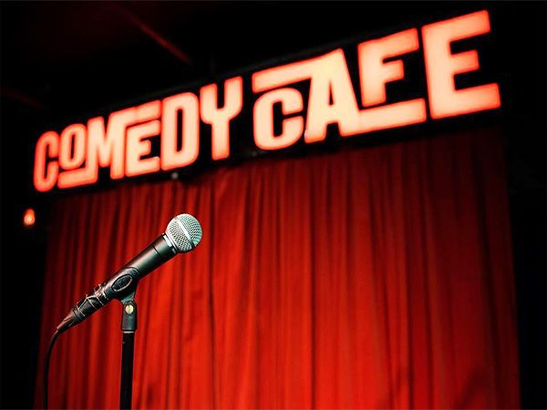 Comedy Cafe in Amsterdam