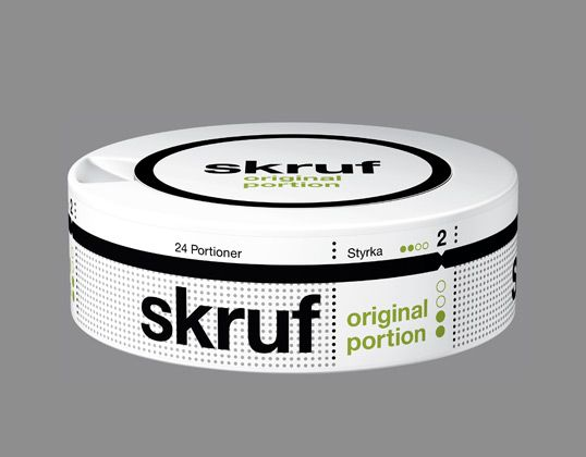 dont know what snus is, but i love this. stark, simple, clean, beautiful.