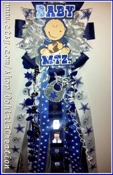 Dallas Cowboys Mum Dallas Cowboys Football Baby Shower