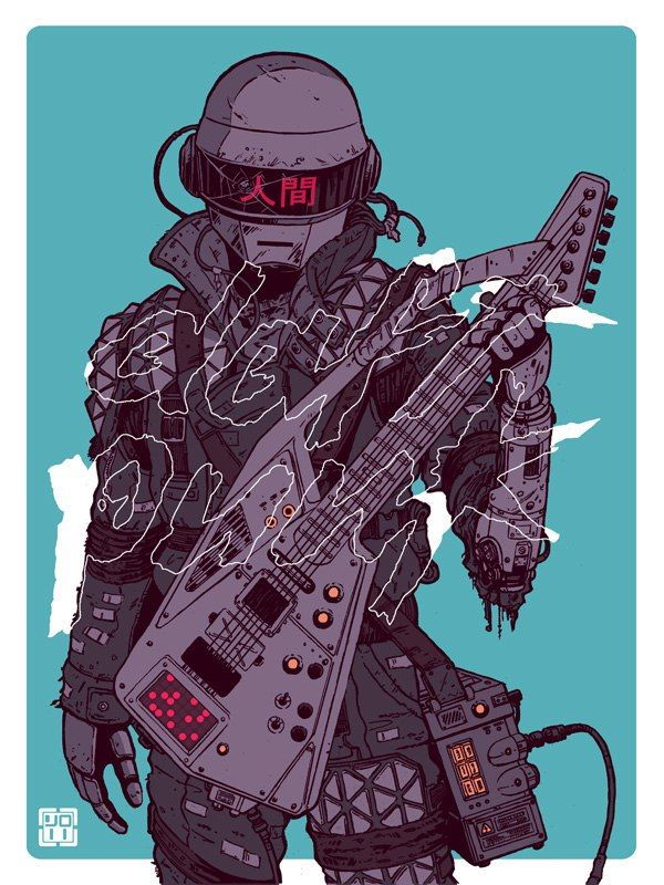 Laurie Greasley - we are the future