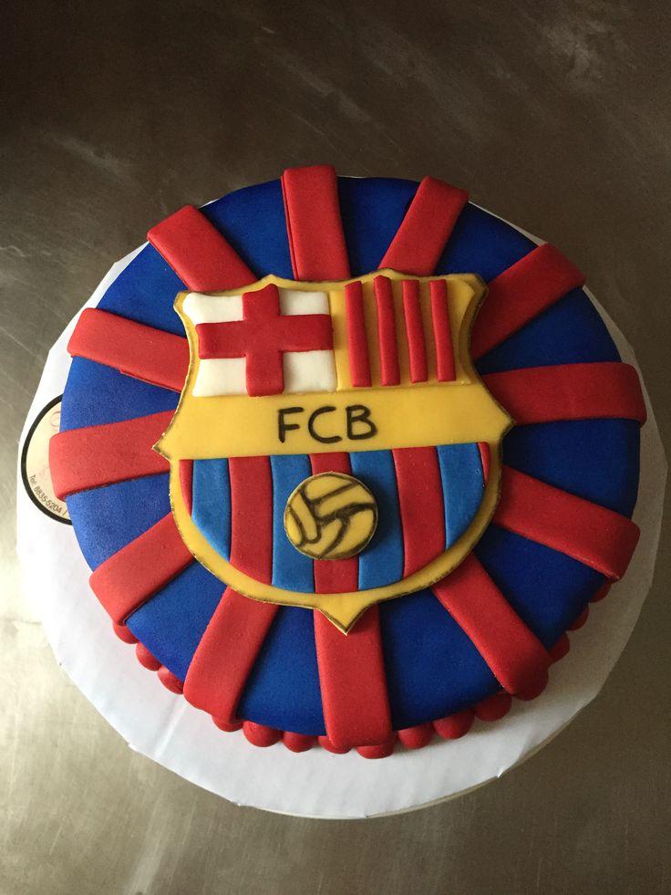 Barcelona Cake Birthday Cake Kids Boy Birthday Cake