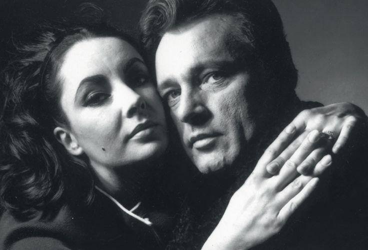 Liz Taylor et Richard Burton par Bert Stern http://www.vogue.fr/photo/les-photographes-de-vogue/diaporama/hommage-a-bert-stern/14138/image/788734#!liz-taylor-et-richard-burton