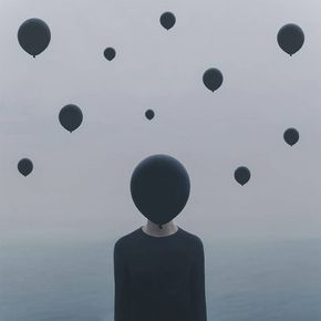 Surreal Melancholic Photographs by Gabriel Isak Photographer Gabriel Isak based in San Francisco and about whom we previously wrote is behind new creations between melancholy and sursurrealism. Pictures that plunge us between dream and reality with delectation. #xemtvhay