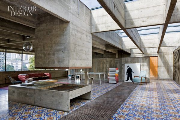 The Second Coming - Paulo Mendes da Rocha, São Paulo, Brazil restored a house he'd built decades before.