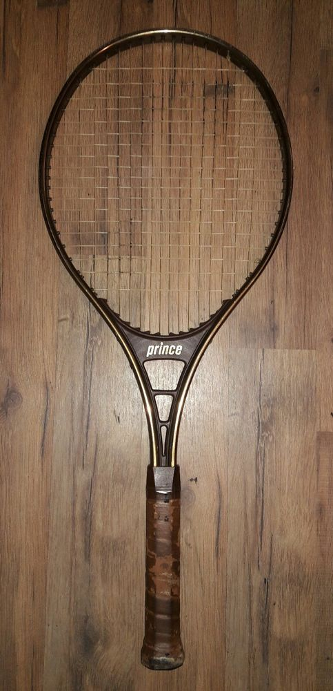 Prince International 110 Vintage Tennis Racquet 1982  | Sporting Goods, Tennis & Racquet Sports, Tennis | eBay! #Sports #Tennis #Prince #TennisRacket