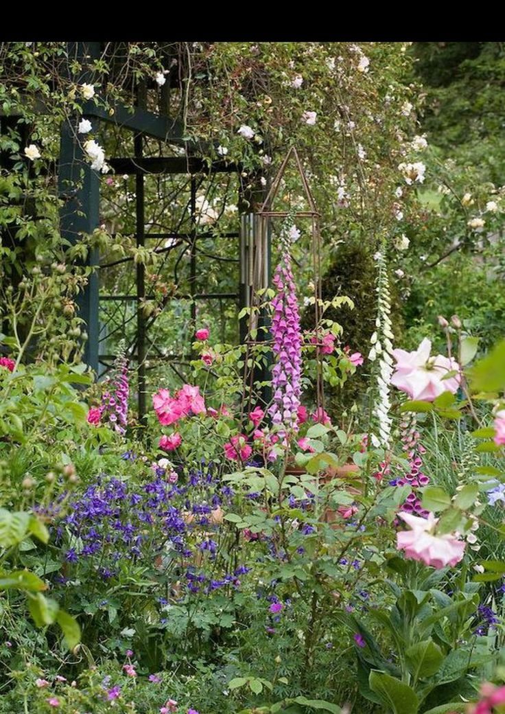Tumblr In 2020 Country Cottage Garden Cottage Garden Garden