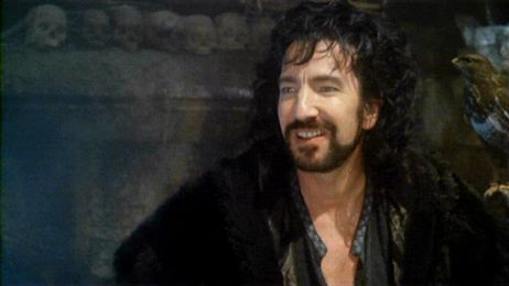 Sheriff of Nottingham (Robin Hood: Prince of Thieves) played by Alan Rickman