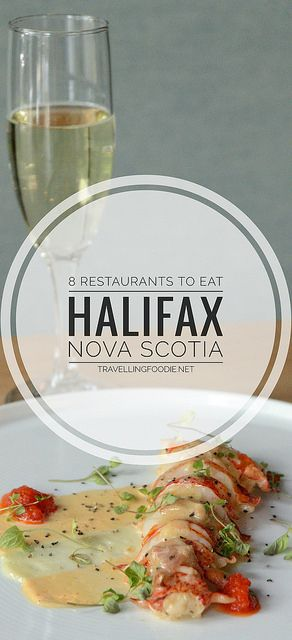 8 Best Restaurants in Halifax, Nova Scotia including Edna, Studio East Food + Drink, Highwayman and Five Fishermen.