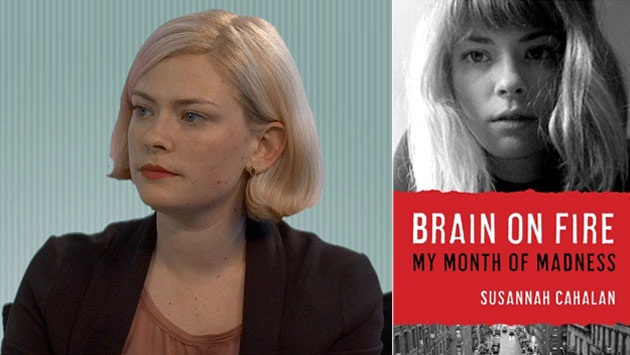 """VIDEO: Susannah Cahalan tells Bookish about the experience captured in her memoir, """"Brain on Fire: My Month of Madness."""""""