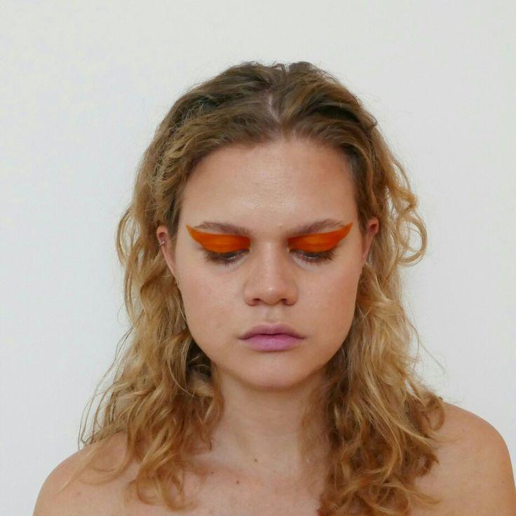 Orange grafic @beauhoogerwerf