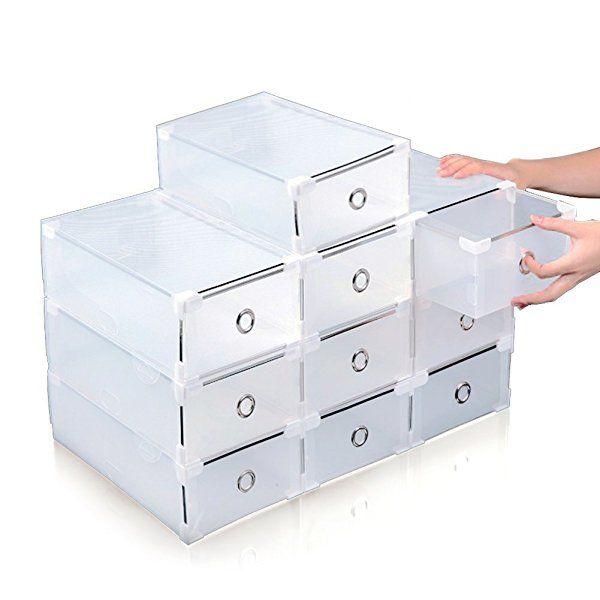 25 unique shoe box organizer ideas on pinterest diy drawer organizer diy drawer dividers and. Black Bedroom Furniture Sets. Home Design Ideas