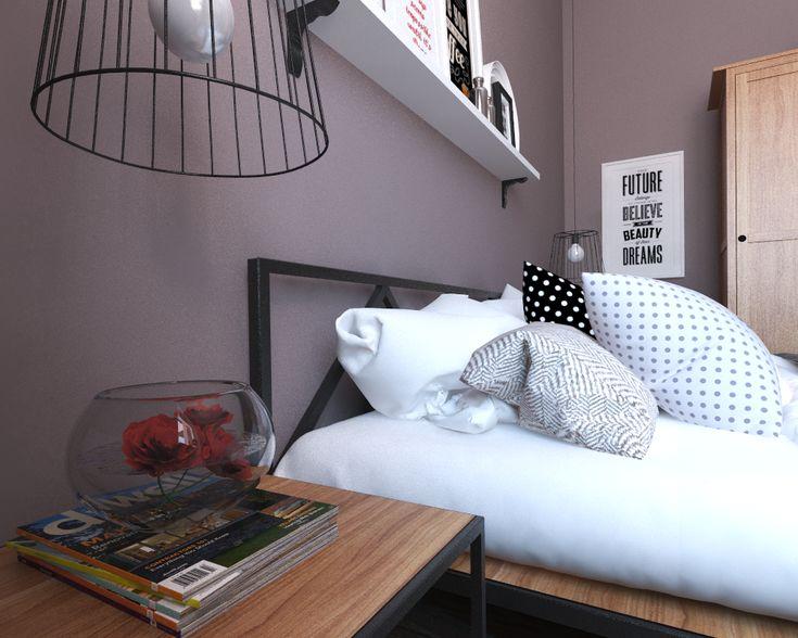 Die besten 25+ Schlafzimmer im skandinavischen Stil Ideen auf ...
