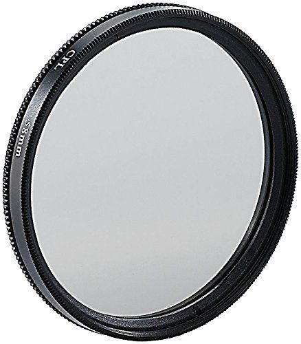 Somikon Polfilter (zirkular) f�r Kamera-Objektive mit 67-mm-Gewinde
