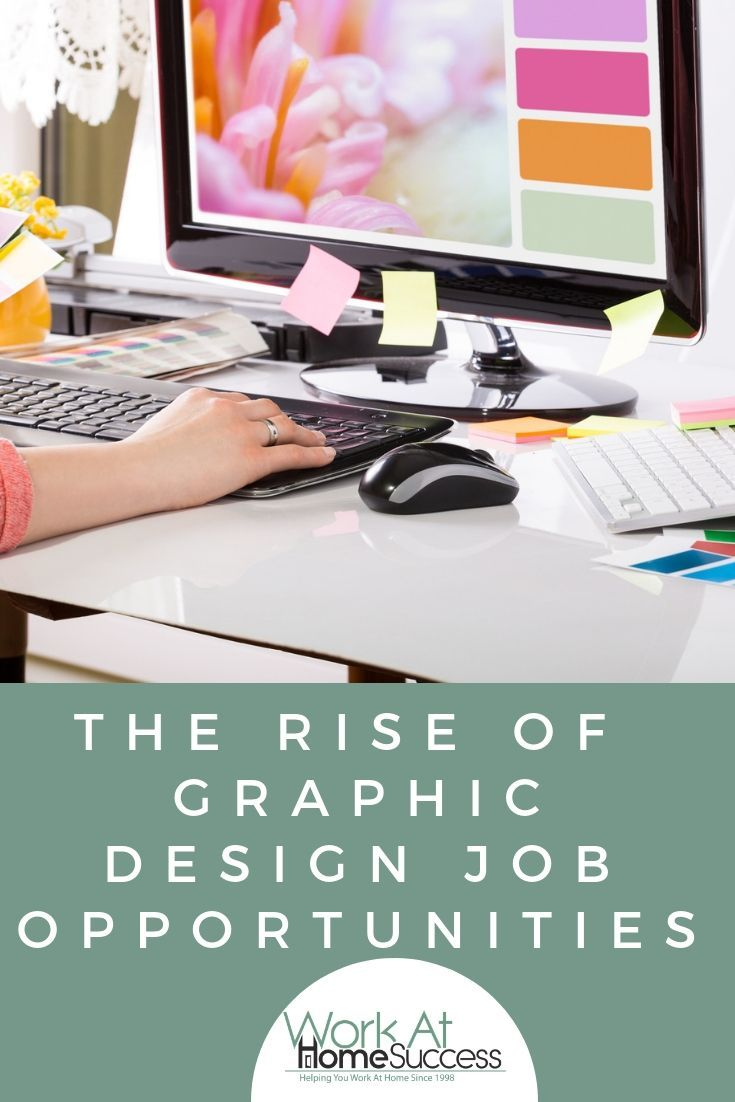 The Rise Of Graphic Design Job Opportunities Graphic Design Jobs Design Jobs Graphic Design Business