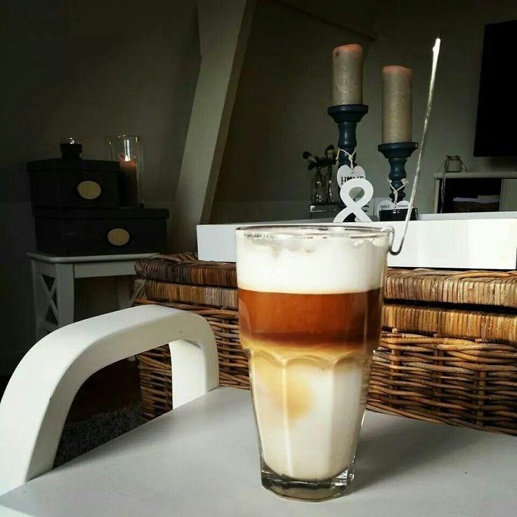 Caramel latte ♡