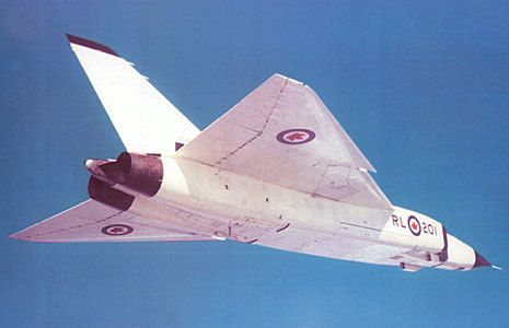 Avro Arrow - Best Plane Ever.