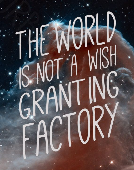 The Fault in Our Stars / Wish Granting Factory / by UrbanDinosaur