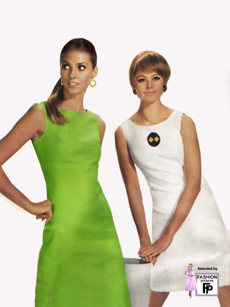 60s style dresses pinterest