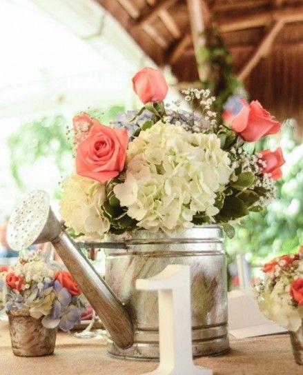 centros de mesa de madera con velas para boda - Buscar con Google