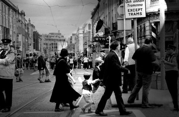 Dublin City Black and White Photography by CandyMountainPhotos, €10.00