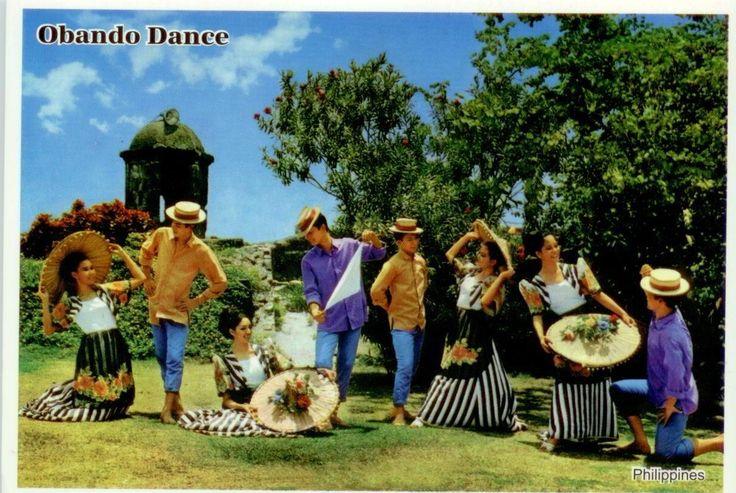 Obando Dance