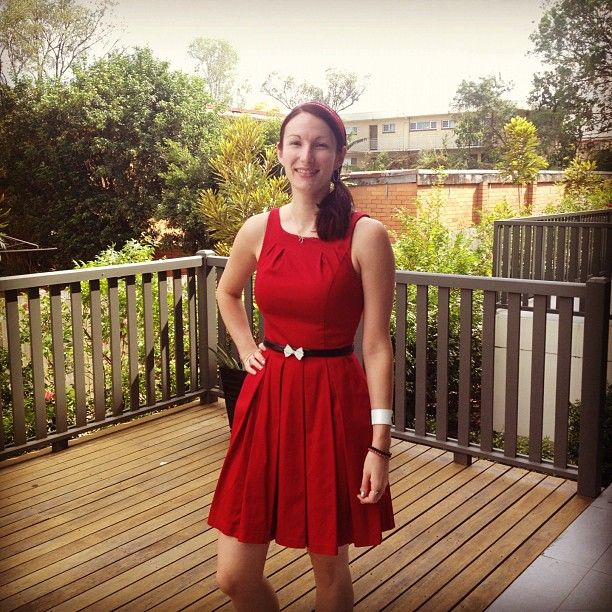 Frocktober day 25: only 7 days of frocking frocks left!